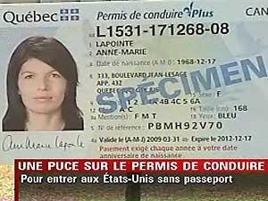 Qu bec lancement d 39 un nouveau permis de conduire puce - Reussir le permis de conduire du premier coup ...
