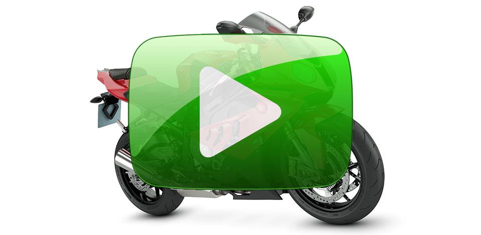 Passage de l'examen du code de la route moto